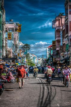 4. Saigon Mornings - Vietnam