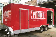 Pitruco food truck wrap. http://brandsimaging.com/foodtruckwraps.php
