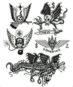 Drawings of Russian criminal tattoos by Danzig Baldaev. From the essay: Danzig Baldaev's Prison House of Flesh Russian Prison Tattoos, Russian Criminal Tattoo, Russian Tattoo, Picture Tattoos, Cool Tattoos, Awesome Tattoos, Tatoos, Mob Tattoo, Flash Drawing