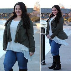 Plus Size Fashion - RavingsByRae.com