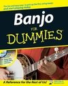 Banjo For Dummies Cheat Sheet, chord diagrams and rolls