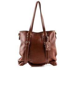 Authentic Genuine Beautiful Prada Milk Chocolate Brown Hobo Tote Bag .. W A N T