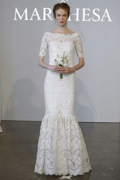 Os mais lindos vestidos de noiva vintage para 2015 Image: 22
