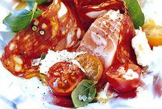 Leilas italienska laxpaket | Recept.nu
