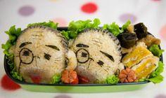 Tanaka from Kuroshitsuji - In bento form!~ xD