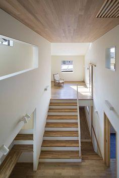 바닥 일부를 반층차 높이로 설계하는 구조를 건축이나 인테리어 용어에서는 '스킵플로어(Skip…