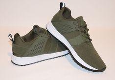 5fe42b4c5b96 Womens Edge Knit Jogger Sneakers - C9 Champion Green Size 8.5 US  fashion   clothing
