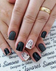Crazy Nails, Short Nail Designs, Stylish Nails, Short Nails, Hair Beauty, Make Up, Nail Art, Hair Styles, Basic Nails
