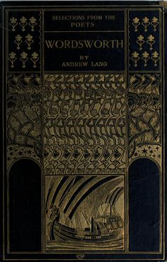 Wordsworth by Andrew Lang 1897 with illustrations by Alfred Parsons