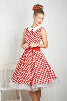Meet the Minnie dress! Learn how to make it with Sew magazine (issue 64)