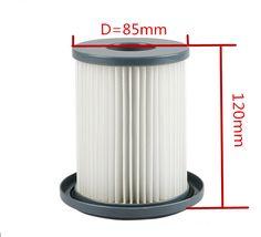 Vacuum Cleaner Dust Filters Replacement HEPA Filter for Philips FC8720,FC8724,FC8732,FC8734,FC8736,FC8738,FC8740,FC8748