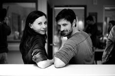 Jill Flint and Eoin Macken as Jordan and TC. They are absolutely amazing, I love them ♡