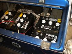 For the first time I installed discount golf cart batteries from a local auto parts store rather than the traditional Exide or Trojan batteries. It saved me about $100 - but will they last as long....    www.golf-carts-etc.com/discount-golf-cart-batter