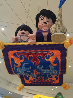 Lego store Disneyland