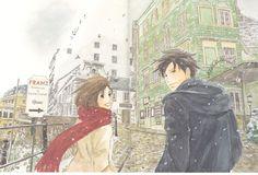 Nodame Cantabile. Noda Megumi & Chiaki Shinichi