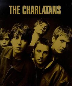 """The Charlatans """"Love is the key, I will sacrifice my soul to free you from misery"""""""