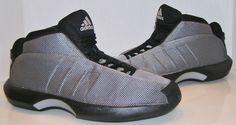 Adidas Crazy 1 Kobe Bryant 2013 Black Metallic Men's Size 10 Mamba 1088D6266 #adidas #BasketballShoes