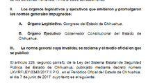 Demanda la CNDH ante la SCJN al gobernador y al Congreso por violentar derecho de acceso a la información pública | El Puntero