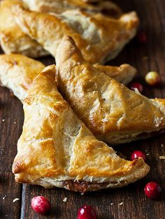 THANKSGIVING TURNOVERS