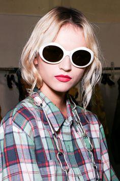 Tendencia Primavera 2013 accesorios gafas de sol lentes - Dries Van Noten