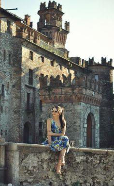 Clara Zebra: Look: no Castelo | Emily and Fin | Emma Dress