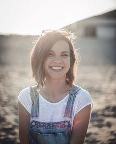 Smile! Ingrid Nilsen