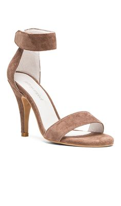 shop for jeffrey campbell hough heel in taupe suede at revolve free 2 3