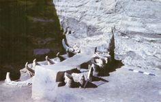 Çatalhöyük,  Tapınak VI.61,James Mellaart (Erdinç Bakla archive)