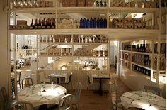 """Cocina Creativa: BAZAAR: Un restaurante """"Bueno, Bonito y Barato"""" en Chueca (Madrid)"""