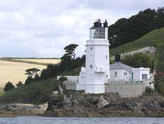 Saint Anthony #lighthouse - Falmouth, Cornwall - #England - http://dennisharper.lnf.com/