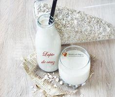 15+ retete de lactate vegetale, care le inlocuiesc pe cele obisnuite | Retetele mele dragi Vegan Milk, Milkshake, Granola, Glass Of Milk, Smoothie, Vegan Recipes, Homemade, Drinks, Food