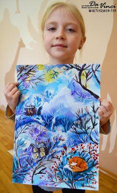 Kids Art Class, Art Lessons For Kids, Art For Kids, Art Drawings For Kids, Drawing For Kids, Painting For Kids, Kindergarten Art Projects, Winter Art Projects, Expressive Art