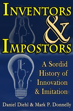This book exposes the sordid truth about who really made history's most important discoveries and inventions and how someone else got the credit.