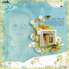 In my garden ~ 6-pack plus FWP by Fanette Design @ PBP https://www.pickleberrypop.com/...p;cat=145&page=1  photo by anarud