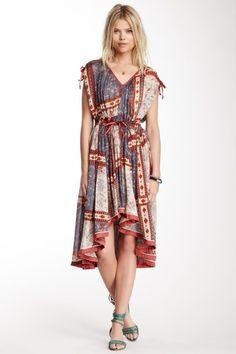 Free People Printed Block Dress by Labels We Love on @HauteLook