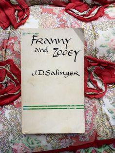 1961 Bantam Franny and Zooey by lishyloo on Etsy