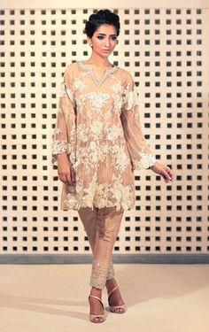 Tena Durrani Luxury Dresses Eid Collection 2015 Festival FORMALS  (7)