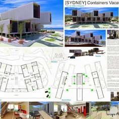 Sydney Container Vacation House Competition