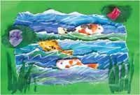 1000 images about collage on pinterest paper collages for Aquarium pond fish pdf