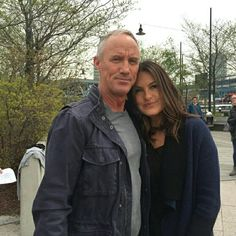 Mariska hargitay and robert john burke