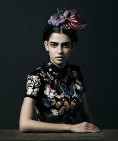 Anson Lau Fashion Stylist - WOMAN FASHION