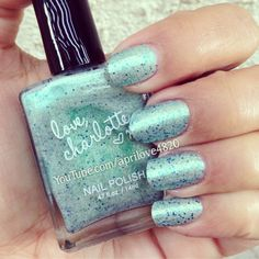 Nail polish swatch from Charlotte Russe #nails #nail art #nail polish #nail polish swatch