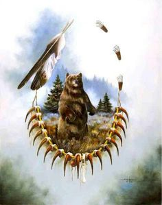 bear for cheryl Native American Pictures, Native American Quotes, Native American Symbols, Native American Beauty, Native American Artists, American Indian Art, Native American Indians, Native Americans, American Wallpaper
