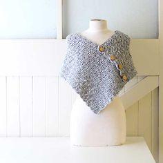 debbie bliss poncho pattern - crochet living