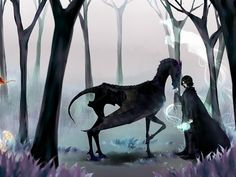 Tags: Anime, Forest, Magic, Harry Potter, Nature, Severus Snape, Lily Evans