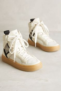 Adidas by Stella McCartney High-Top Sneakers