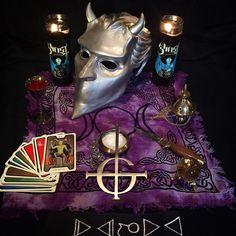 SOON....Ghost alter of approbation