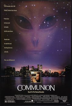 Communion (1989) Stars: Christopher Walken, Lindsay Crouse, Frances Sternhagen, Andreas Katsulas, Terri Hanauer ~ Director: Philippe Mora
