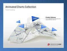 Animated powerpoint templates use the animated charts collection for animated powerpoint templates make use of animated charts for road mapping visualize milestones of your toneelgroepblik Choice Image
