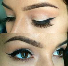 Eyeliner | eyebrows